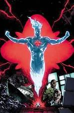 Fall and Rise of Captain Atom #1 Var