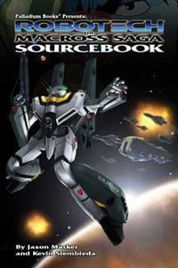 The Macross Saga Sourcebook (Robotech RPG)