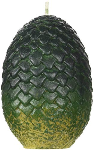 Game of Thrones Dragon Egg Candle: Green