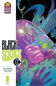 Black Science #7 San Diego Comic Con Variant
