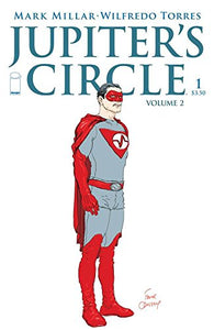 JUPITERS CIRCLE VOL 2 #1 (OF 6) CVR B QUITELY (MR)