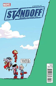 Avengers Standoff: Welcome to Pleasant Hill #1 Variant Edition Comic Book