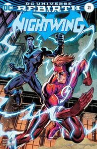 Nightwing #21 Var Available: 5/17/17