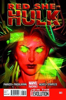 Red She-Hulk #61