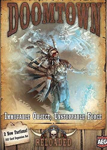 Doomtown Reloaded Immovable Unstoppable Force Expansion