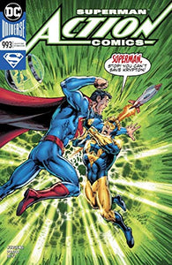 ACTION COMICS #993 DC