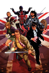 Revolutionary War Knights of Pendragon #1