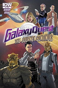 Galaxy Quest the Journey Continues #4