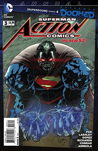 Action Comics Annual #3 DC