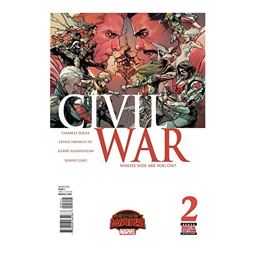 Civil War (Issue #2)