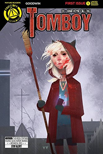 Tomboy #1 Ely Cover Variant