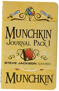 Munchkin Journal (Pack of 1)