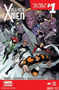 All New X-Men #22 Marvel