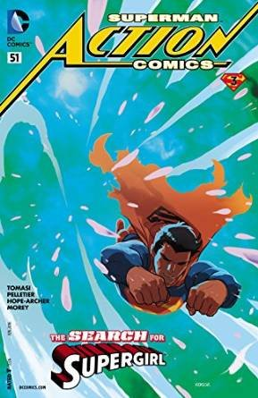 Action Comics #51 DC