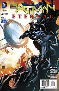 Batman Eternal #45 Comic Book