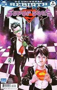 Super Sons #8 Variant