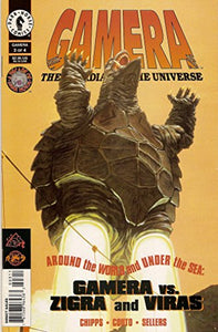 Gamera #3 Guardian of the Universe