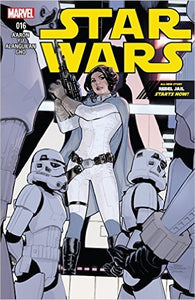 Star Wars Volume 4 #16 Cover A Dodson