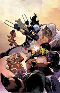 ALL NEW WOLVERINE #22 MARVEL