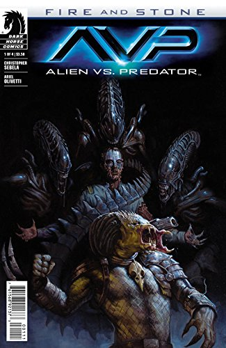 Alien Vs Predator Fire and Stone #1 Dark Horse