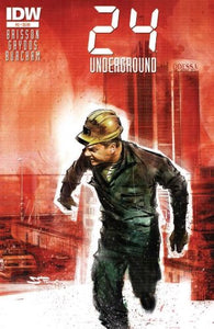 24 Underground (Issue #2)