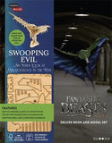IncrediBuilds - Fantastic Beasts - Swooping Evil: Deluxe model and book set