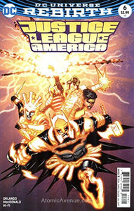 Justice League America #6 Var Available: 5/10/17