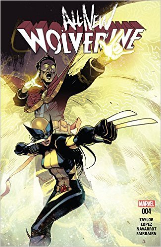 All New Wolverine #4 Marvel