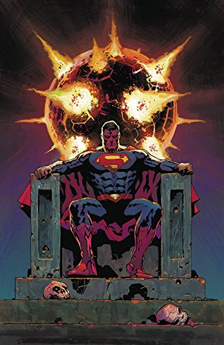 SUPERMAN #36 VOLUME 5 COVER A Release date 12/6/17