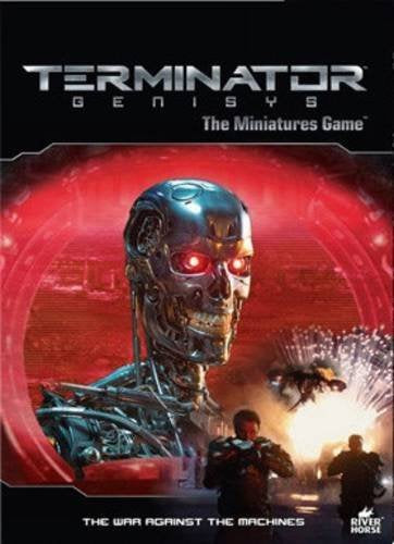 Terminator Genysis Miniatures Game Book