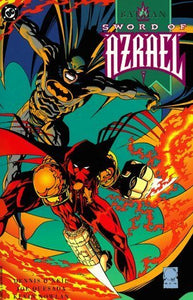 Batman: Sword of Azrael (Prelude to Knightfall) Paperback June 10, 1993