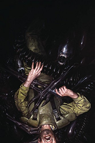 ALIENS LIFE AND DEATH #1 (OF 4) DARK HORSE