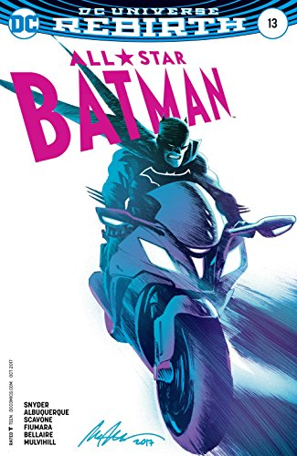 ALL STAR BATMAN #13 VARIANT DC