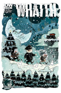 Wraith Welcome To Christmasland #1 Based on Joe Hill's NOS4A2 (The Phantom Variant Edition)