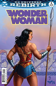 Wonder Woman (Issue #5 -Variant Cover by Frank Cho)