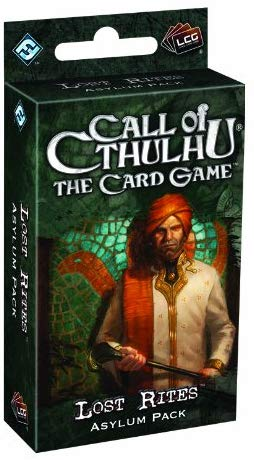 Call of Cthulhu LCG Deck: Lost Rites
