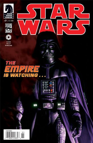 Star Wars #7 Comic Book