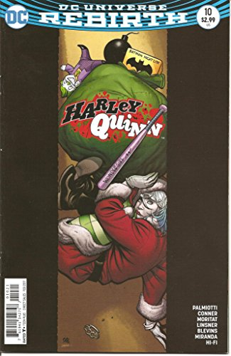 Harley Quinn #10 Variant Cover Edition Comic Book