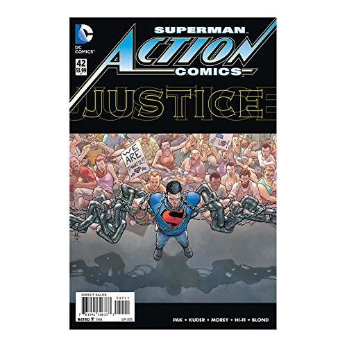 Action Comics #42 DC