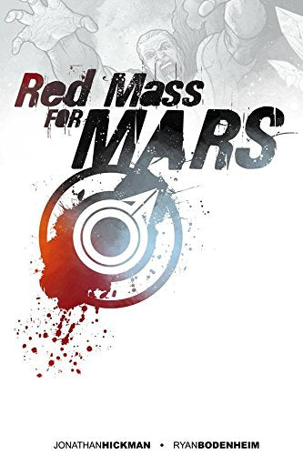 A Red Mass For Mars Graphic Novel