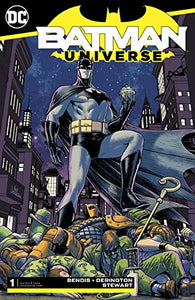BATMAN UNIVERSE #1 (OF 6) MAIN CVR