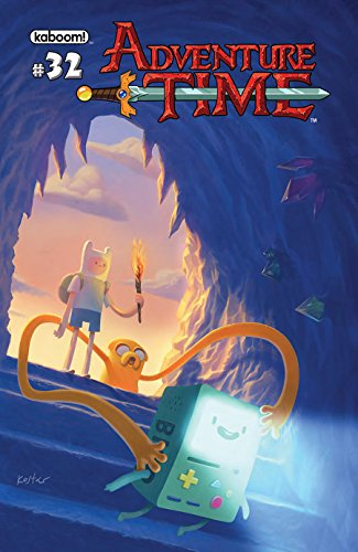Adventure Time #32 Boom!