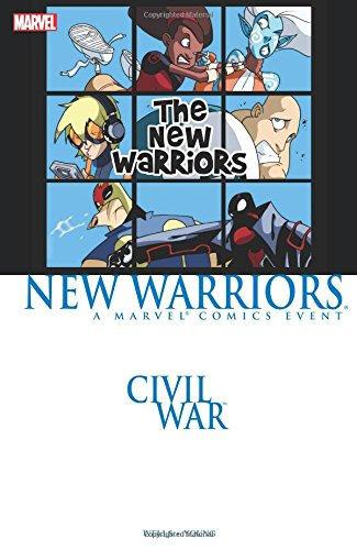 Civil War Prelude: New Warriors