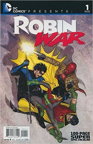 DC Presents Robin War 100 Page Spectacular #1