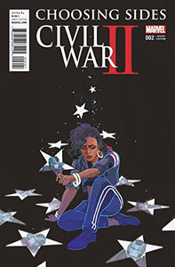 CIVIL WAR II CHOOSING SIDES #2 (OF 6) WARD VAR