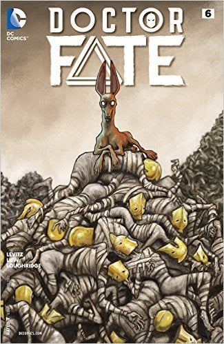 Doctor Fate #6