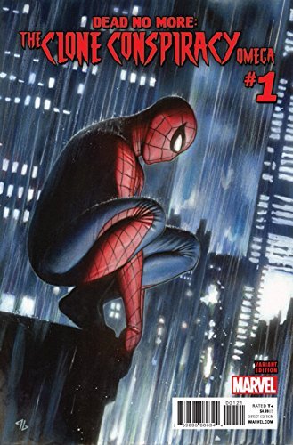 The Clone Conspiracy: Omega (Issue #1 -Variant Cover by Adi Granov)