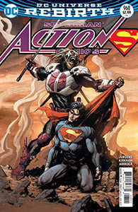Action Comics #968 Variant DC