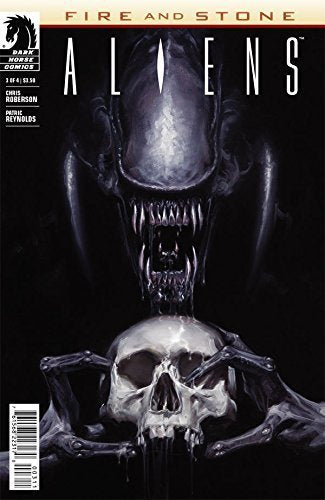 Aliens Fire and Stone #3 Dark Horse