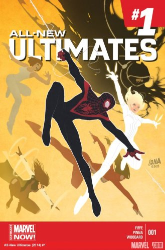 All New Ultimates #1 Marvel